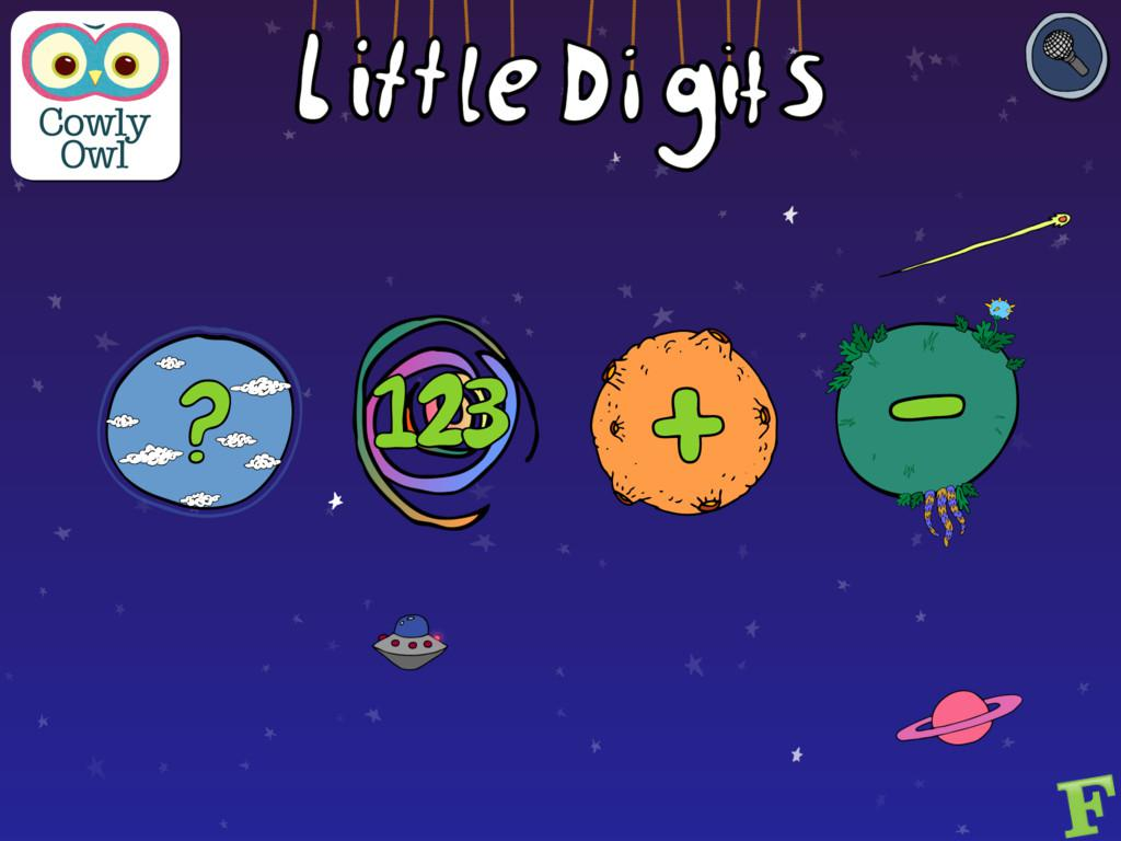 Little digits