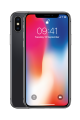 iPhone X 256GB Space Gray nuotrauka,